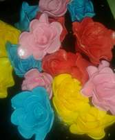 Edible sugar flowers(carnations)