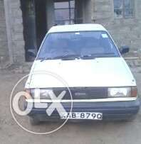 Sold by owner. Nissan B12 very reliable