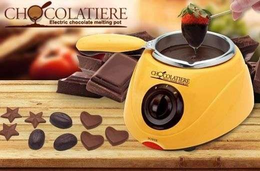 Chocolatiere Melting Pot - WITH ACCESORIES Sunridge Park - image 1