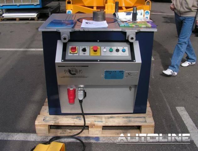 New OFMER TP38/45 armature machine - 2019