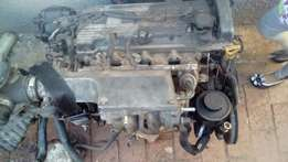Engine, Toyota Tazz /Conquest 1600 fuel injection