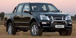Interested in your immaculate Isuzu!