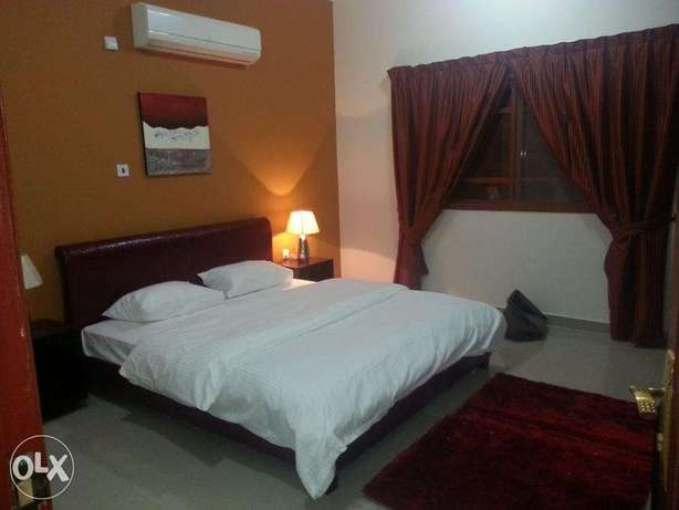 3BHK Flat in Al-kheesa fully furnished Inclusive all with month free الدحيل -  3
