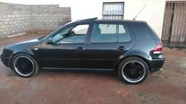 VW Golf 4 2.0 for sale