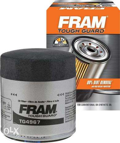 Fram Tough Guard Engine Oil Filter Tg4967 Festac Town