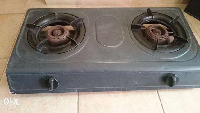 2 burner gas cooker Pangani - image 2