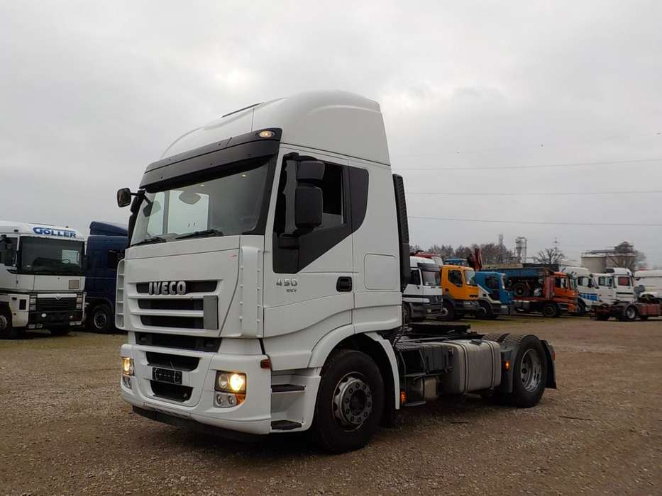 Iveco Stralis 450 (MANUAL GEARBOX / EURO 5) - 2011