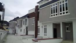 A tastefully finished 4bedroom terrax duplex for sale at Banana island