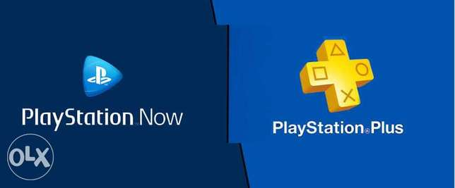PlayStation plus and now accounts