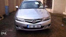 Extremely Clean 2007 4 Cylinder Engine Honda Accord Righthand Drive