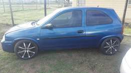 Opel,corsa for sale