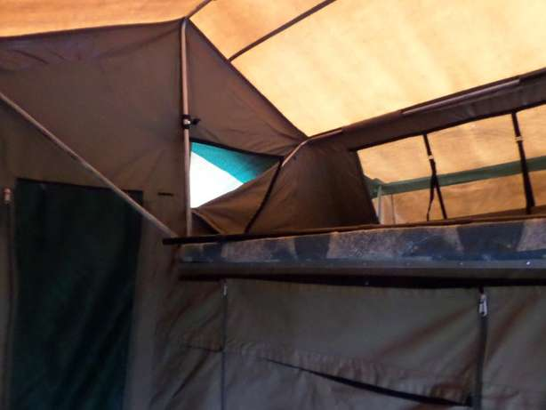 venter bush baby trailer, with tent Roodepoort - image 5