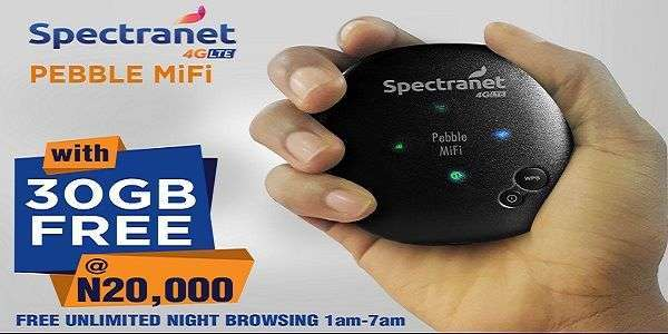 Special offer Spectranet Buy a modem & get cash back when you Renewer Lagos Mainland - image 4
