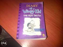 Diary of a Wimpy Kid!! Most wanted Book.