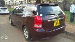 Super clean Toyota wish kcd