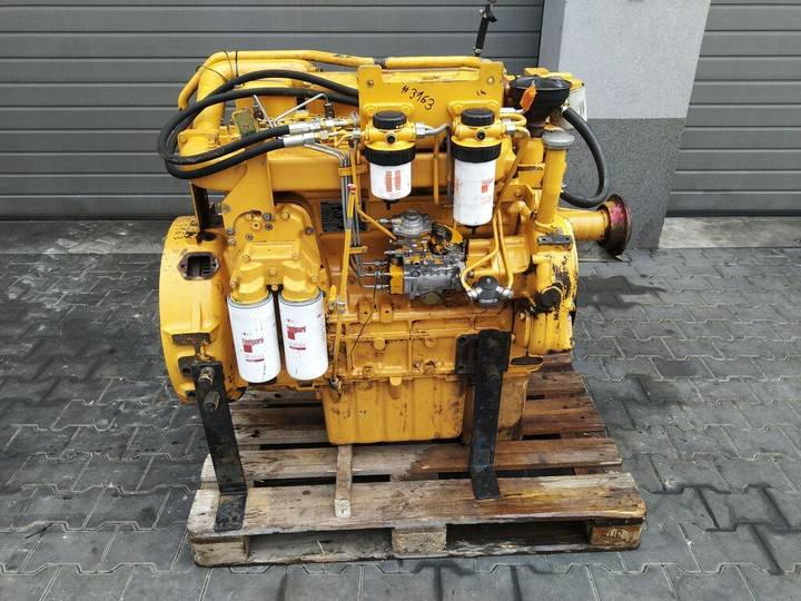 Liebherr D924 T-E A1 4 cylindrowy Turbo Engine Motor engine for  D924