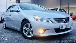 toyota mark x loaded relax limited edition on grand sale 1,550,000/=
