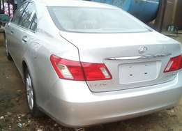 Toks Lexus ES350 full option