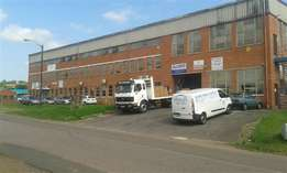 58m2 Storage Space plus Office to Rent in Queensburgh