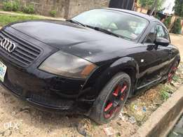 Breaking News! Audi TT 2001mdl Used for sale at affordable rate