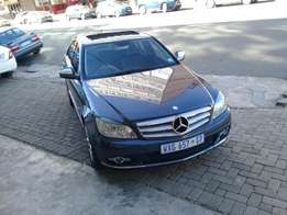 Mercedes-Benz c280 edition c 2008