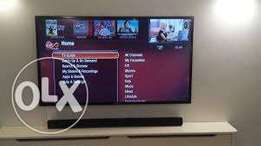 professional TV wall mounting and satellite dish installer