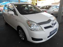 2008 Toyota verso 1.6 SX For Sale For R 115000