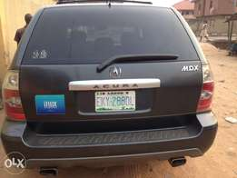 Registered Acura(MDX)For Sale(First Body)
