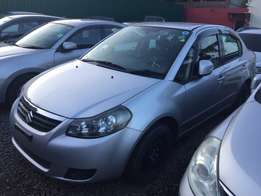 New Years biggest sale on Suzuki SX4 salon