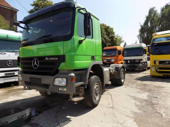 Mercedes-Benz Actros 2041 4x4 Allrad - 2008