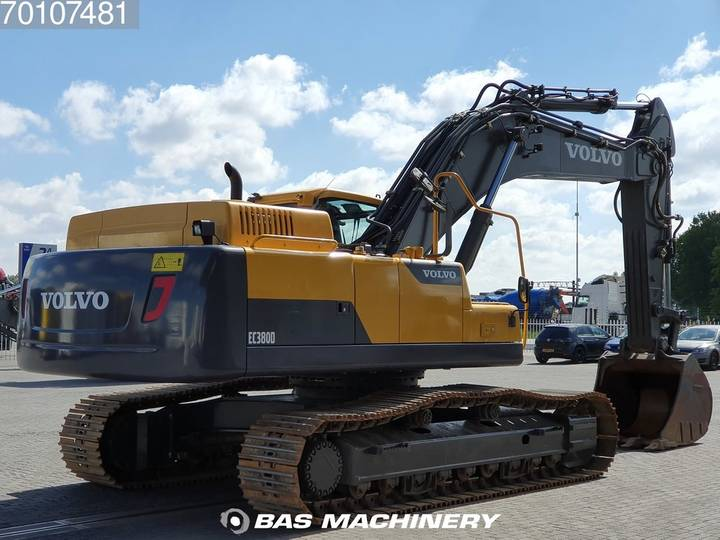 Volvo EC380DL LOW HOURS - READY FOR WORK - 2016 - image 5