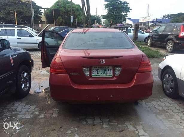 Very clean Honda Accord 2007 used Ikoyi - image 1