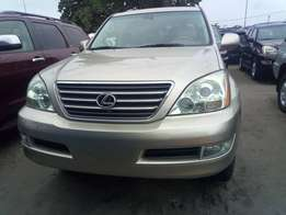 Lexus SUV up for grabs