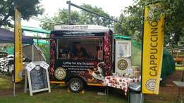 Mobile Gourmet Coffee Business