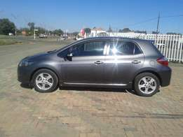 2010 Toyota Auris 1.6xs For Sale R115000 Is Available