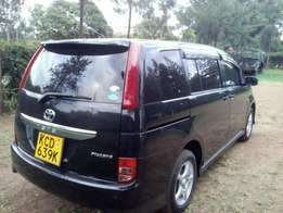 2008 Toyota Isis Platana package