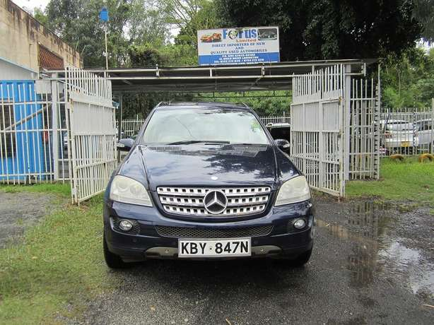 2006 Mercedes Benz ML 320 Lavington - image 1
