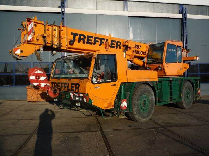 Tadano Faun Faun Atf 30-2 For Parts