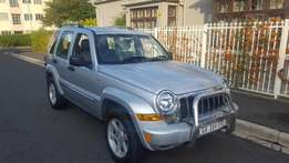 2005 Jeep Cherokee 3.7 Limited A/t for sale