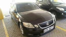 Lexus GS350,2007,for sale.very clean.