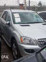 Tokunbo Clean Title Mercedes Benz ML350