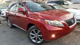 Lexus RX 330 new shape
