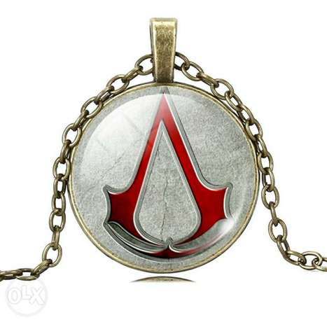 Assassins creed special pendant necklace