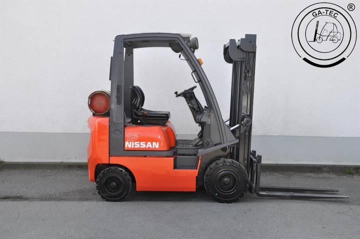 Nissan Pd01a15pq - 2007 - image 5