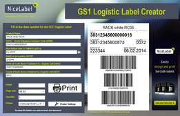 Barcode Solutions - Nicelabel