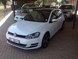 2014 VW Golf 7 1.4 TSI Highline DSG