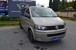 2013 Vw T5 Kombi 2.0 TDI in good condition