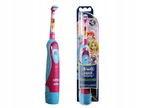 Детская электрическая зубная щётка Oral-B braun df1b275142323