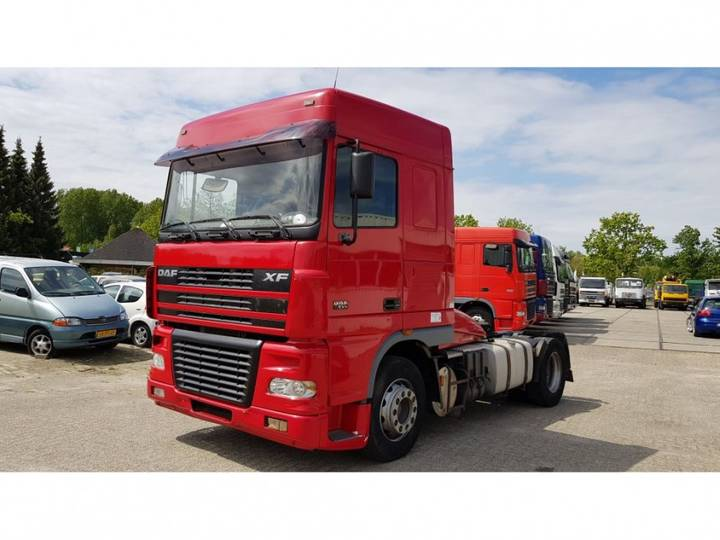 DAF 95XF 430 Manual Gearbox ZF - 2006