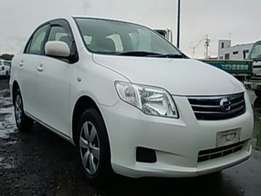 Toyota Axio 2010 Foreign Used For Sale Asking Price 1,250,000/=